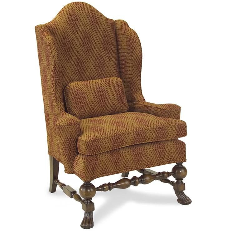 Кресло с фигурными ножками, 60х90см (Банные штучки), 32463