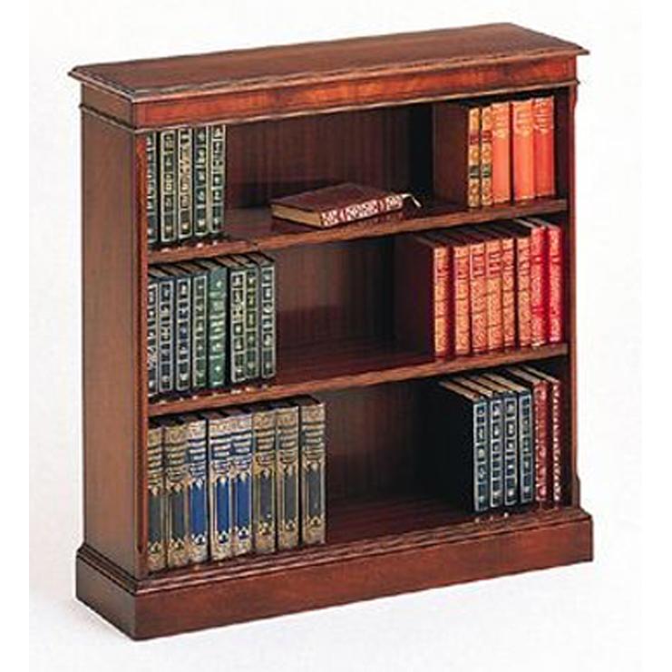 Шкафы книжные, библиотеки - стиль английская классика.